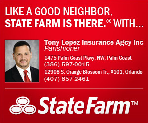 State Farm Insura... is a Catholic Business